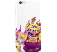 Smash Hype - Wario iPhone Case/Skin