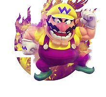 Smash Hype - Wario by Jp-3
