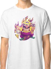 Smash Hype - Wario Classic T-Shirt