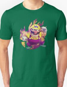 Smash Hype - Wario T-Shirt