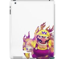 Smash Hype - Wario iPad Case/Skin
