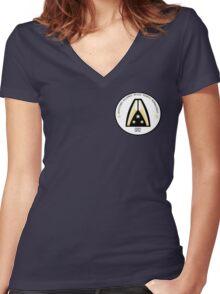 SSV Normandy SR-2 Women's Fitted V-Neck T-Shirt