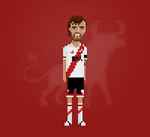 Fernando Cavenaghi - River Plate by pixelfaces