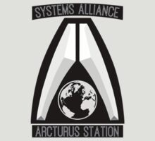 Systems Alliance Arcturus Station by kmtnewsman
