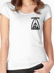 Systems Alliance Arcturus Station Women's Fitted Scoop T-Shirt