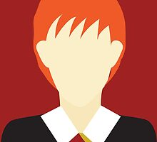 Ron Weasley by DesignsByAND