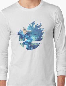 Smash Hype - Zero Suit Samus Long Sleeve T-Shirt
