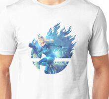 Smash Hype - Zero Suit Samus Unisex T-Shirt