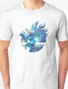 Smash Hype - Zero Suit Samus T-Shirt