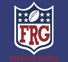 Fire Roger Goodell by Weston Miller