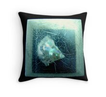 Shellshocked. Throw Pillow