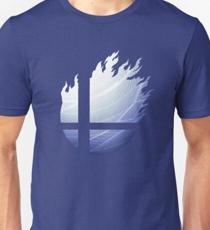 Smash Hype - White Unisex T-Shirt