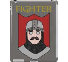 Finley the Fighter iPad Case/Skin