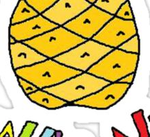 Really Nice Pineapple Sticker