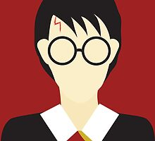 Harry Potter by DesignsByAND