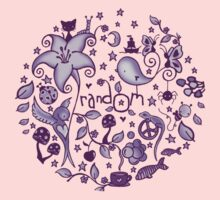 pUrple RandOm by Amy-lee Foley