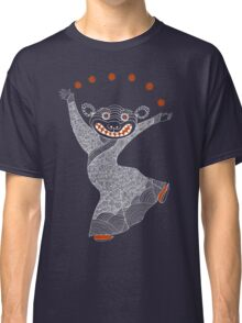 Ghost Tiger Juggler with Red Shoes Classic T-Shirt