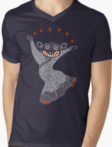 Ghost Tiger Juggler with Red Shoes T-Shirt