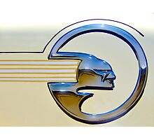 Chief Pontiac Photographic Print