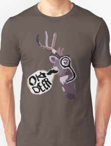 Max's Journal - Oh Deer Unisex T-Shirt