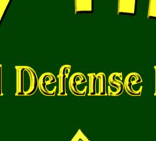 Israel Defense Forces Logo Sticker