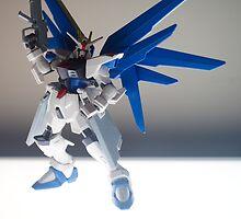 Freedom Gundam by Zardoz