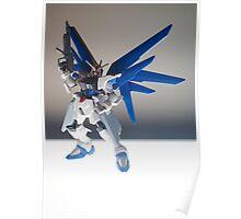 Freedom Gundam Poster