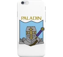 Percy the Paladin iPhone Case/Skin