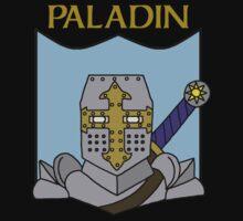 Percy the Paladin Kids Tee