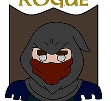 Reynard the Rogue by TheBitGeek