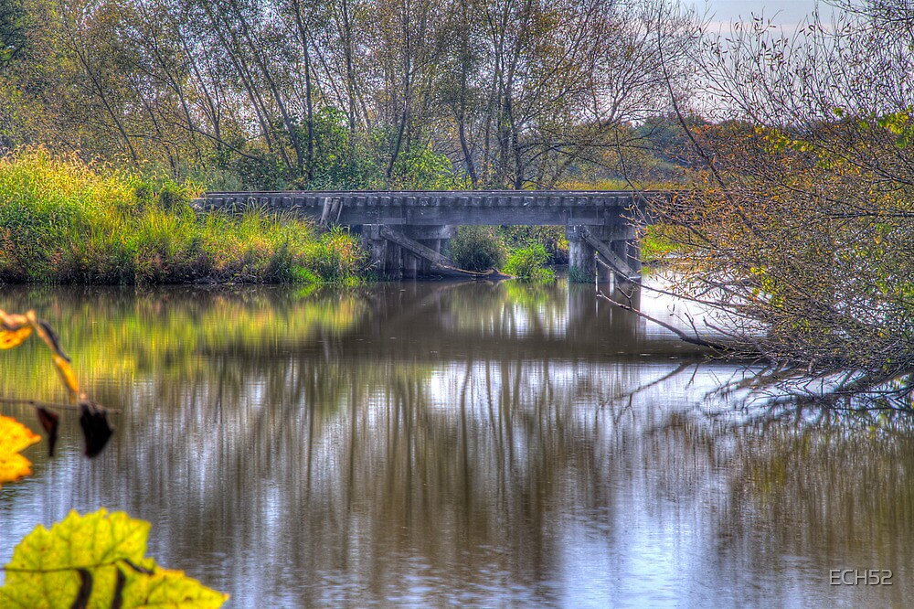 Country Trestle by ECH52