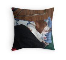 Homer Says Goodnight Throw Pillow