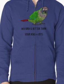 Better Bird - Green Cheek Conure T-Shirt
