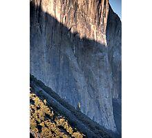 Lone Tree Tryouts, El Capitan  Photographic Print