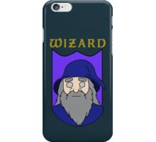 Wulfric the Wizard iPhone Case/Skin