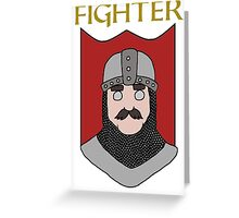Finley the Fighter Greeting Card