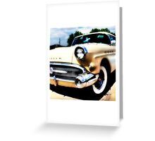 super duper too, route 66, arizona Greeting Card
