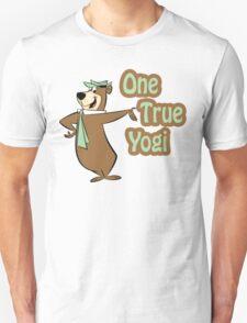 One True Yogi T-Shirt