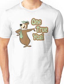 One True Yogi Unisex T-Shirt