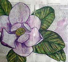 Magnolia I by Alexandra Felgate