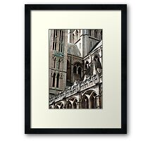 Truro Cathedral Cornwall UK Framed Print