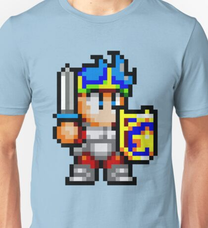 Wonder Boy - SEGA Master System Sprite Unisex T-Shirt