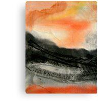scarface..... Canvas Print