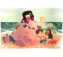 Beach Date Poster