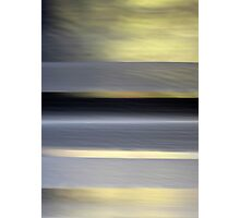 I Want to Live on an Abstract Plane Photographic Print