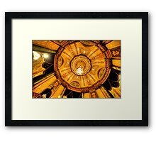 Palace Of Dreams - State Theatre Sydney #2 - The HDR Experience Framed Print