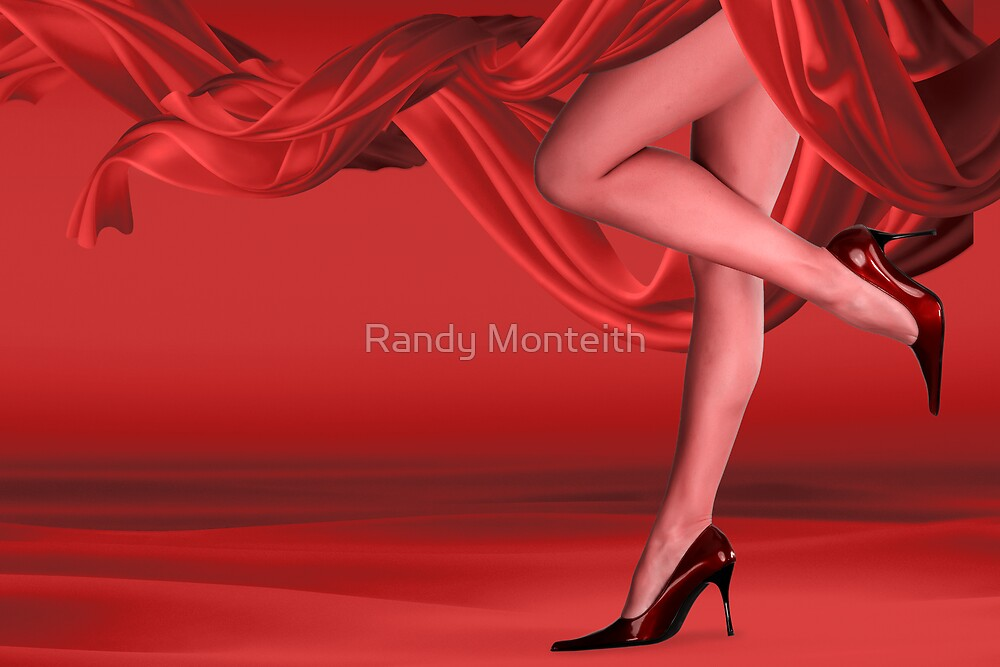 Red by Randy Monteith