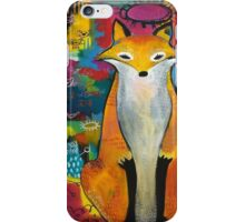 Vixen - An Accounting of Meals iPhone Case/Skin