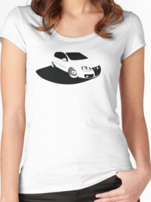 MK5 shadow Women's Fitted Scoop T-Shirt