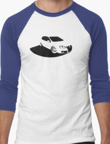 MK5 shadow Men's Baseball ¾ T-Shirt